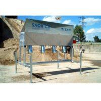 TITAN 2400 homokzsáktöltő gép