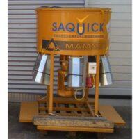 MAMMUT 95-3 homokzsáktöltő gép