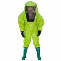 Tychem® TK gáztömör vegyvédelmi védőruha