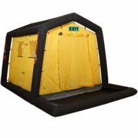 Négyszemélyes mentesítő sátor