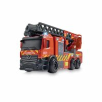 Kicsi létrás tűzoltóautó (játék)